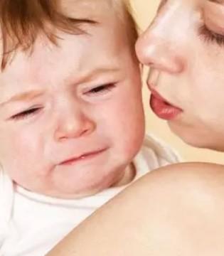 """宝宝通过哭闹表现出来的""""语言"""" 你们都懂吗"""