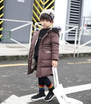 JFAM加菲A梦品牌2017冬季新品羽绒服系列