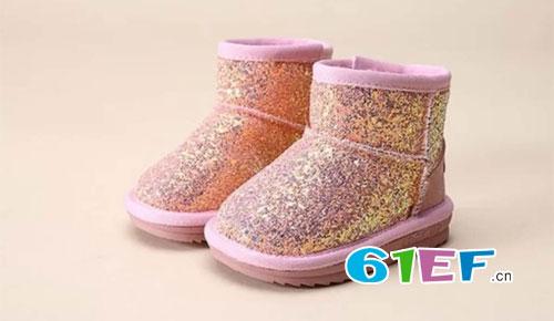 冬天最保暖的雪地靴 赶紧给宝贝准备一双吧