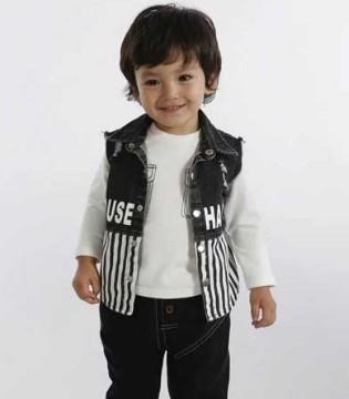酷小孩品牌2018春季新款 是幼童的专属
