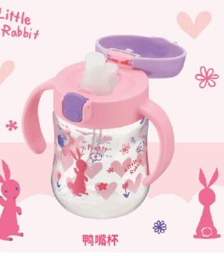 从奶瓶到水杯 利其尔只需3步就能教会宝宝