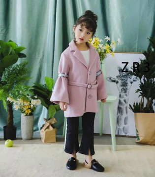 时尚不落伍的妮子大衣 童衣汇来教你如何凹造型