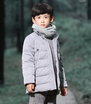 冬季保暖时尚圣品 琦瑞德泽儿童羽绒服系列