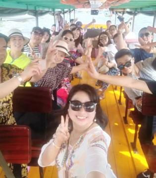 最强新年福利 美力源乳业优秀员工开启泰国之旅