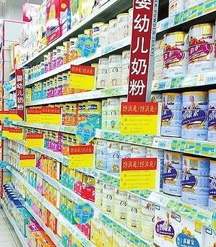 国产奶粉增速三年来首度回升 多家乳企上调新年目标