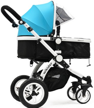 婴儿车怎么放平 婴儿车放平状态