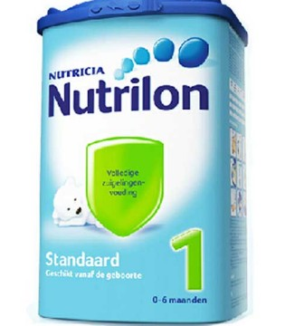给宝宝自然营养呵护 荷兰进口奶粉Nutrilon