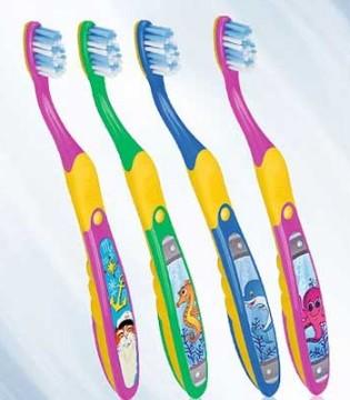 如何选购儿童牙刷 儿童牙刷多久换一次