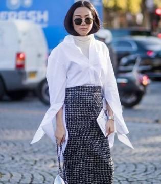 半身裙时尚单品 打造潮流范儿