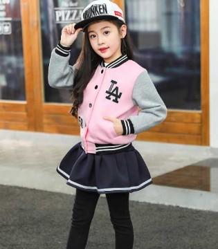 时尚潮流装扮 让宝贝化身春日阳光少女