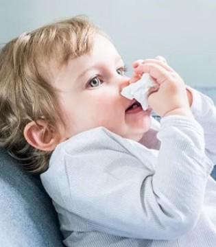 一日回春 宝宝这几天早晚总咳嗽、流鼻涕 是感冒吗