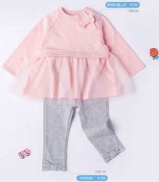 家有女宝一枚 贝贝怡童装就是宝贝的时尚成长之路