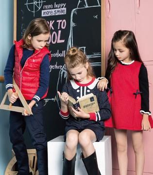 哈吉斯品牌童装潮流搭配 你就是这一季的时尚达人