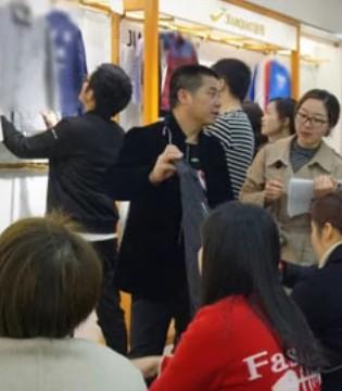 剑桥品牌2018秋冬服装评审会圆满召开