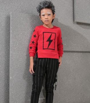 小猪芭那品牌童装系列卫衣 轻松打造潮流酷炫