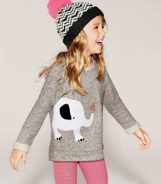 不怕孩子感冒着凉 芭乐兔教你早春搭配方案