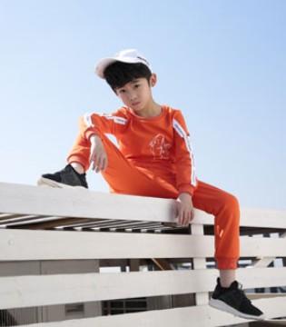 土巴兔品牌2018春夏新品男童休闲套装系列