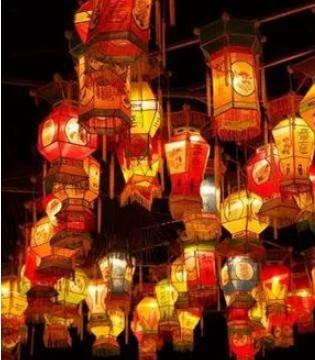 香港(汕头)馨氏公司祝愿大家元宵节团团圆圆