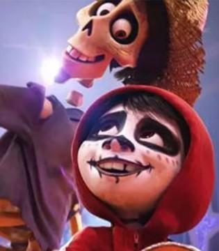 恭喜《寻梦环游记》获得奥斯卡最佳动画长片奖