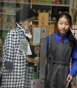 陈奕迅女儿不像爸爸 大长腿非常吸睛