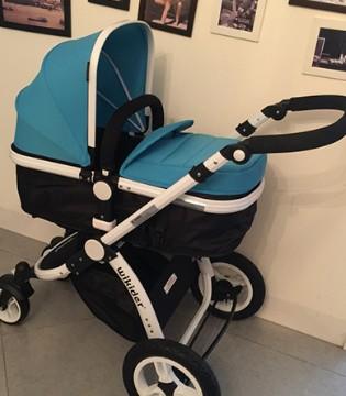 婴儿车和婴儿背带哪个更实用些呢