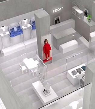 EDO1°童装品牌福建旗舰店即将隆重开业 开启女神节模式