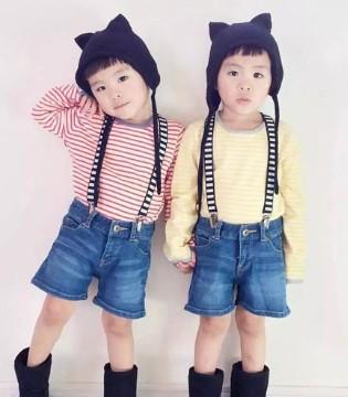 宝宝时尚搭配 春天穿衣就要这么潮...