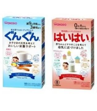 因保质期问题 日本召回5万6千盒问题奶粉