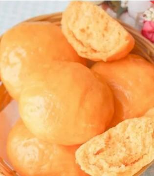 红薯馒头的做法 还能提高宝宝免疫力