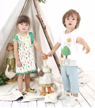 品味生活 畅享自然 首选SAMBEDE三木比迪童装