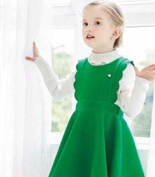卡莎梦露靓丽连衣裙 让你家宝贝穿出不同气质