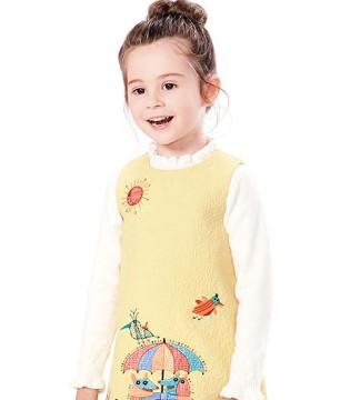小猪班纳品牌童装 给你带来不一样的潮流气息