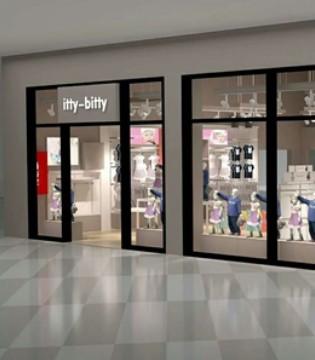 itty-bitty伊诗比蒂童装武汉首创奥特莱斯店即将隆重开业