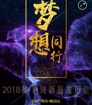 琦瑞德泽(德牌童装)2018秋・羽绒新品发布会强势登陆四川