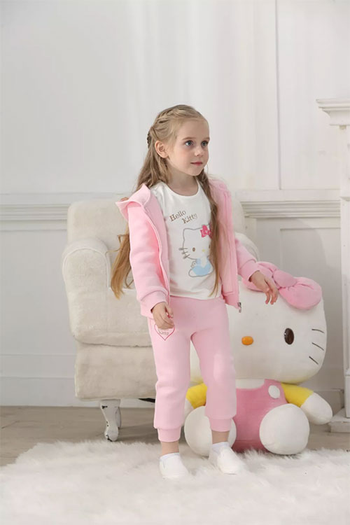 采童庄:春天到了 小女孩衣服怎么搭配呢