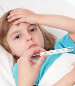 孩子发烧有哪些前奏 孩子发烧退烧方法