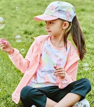 FILA KIDS品牌童装2018春季新款系列画册