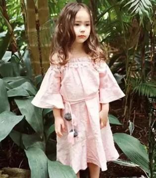 时尚爆表的儿童穿搭典范 值得收藏