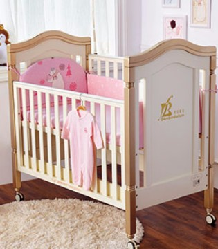 有圣宝度伦多功能童床 宝宝每天都是优质好睡眠