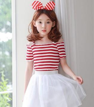 时尚爆表的儿童美装 回头率百分百