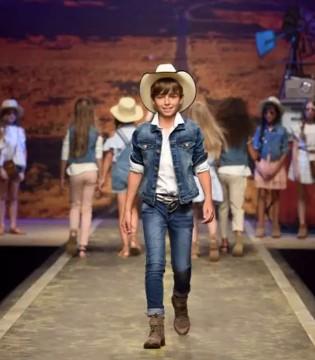 上海国际儿童时装周 是属于Mayoral的秀场