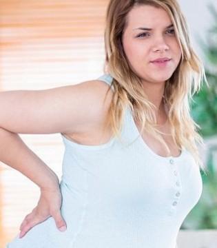 怀孕初期腰痛怎么回事 腰酸和腰痛要分清楚