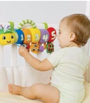 教宝宝玩玩具 正确姿势在这里
