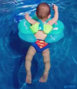春江水暖 婴儿游泳馆不得不去的三个理由