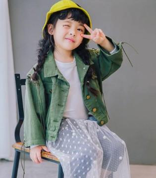 青稚品牌2018春季新品 给宝贝带来春日好心情