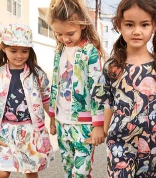H&M品牌童装2018春夏系列 给你时尚着装的体验