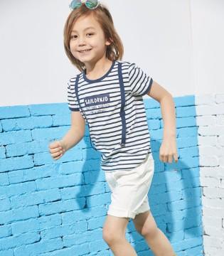 孩子自信乐观爱自由 泡泡噜童装是朋友