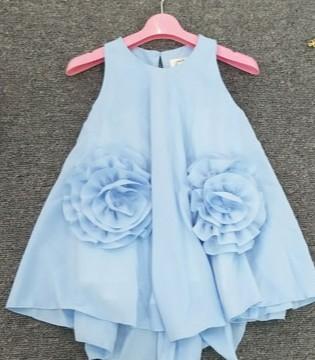 皮咖丘品牌2018夏季连衣裙 秀出夏天的灵动美
