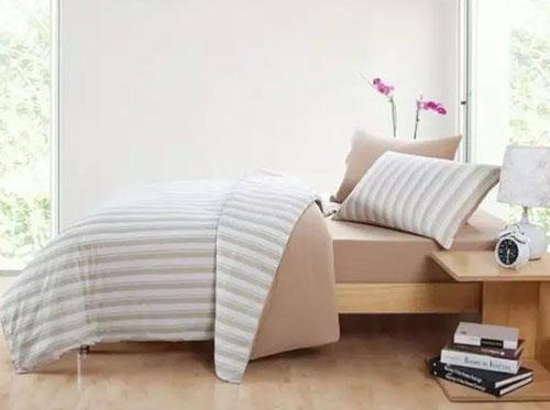 一年四季都爱用的针织床品 因为实在太舒服了!