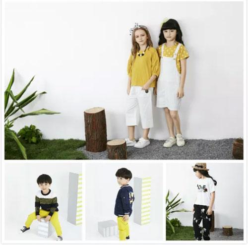 夏日清新 嗒嘀嗒童装让你变身时尚小达人